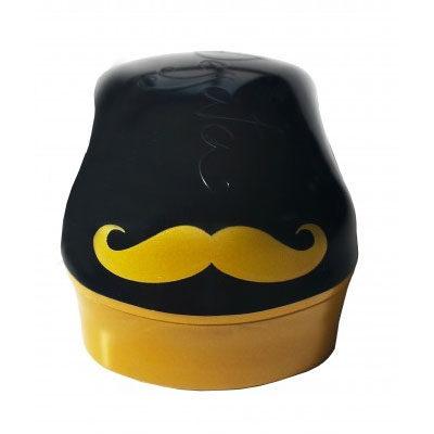 Baardzaken-Dessata-barber-brush-blackgold-mini-bigote