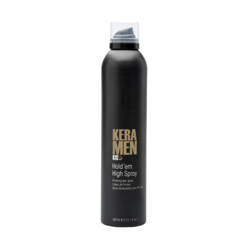 KIS KeraMen Finishing Hair Spray