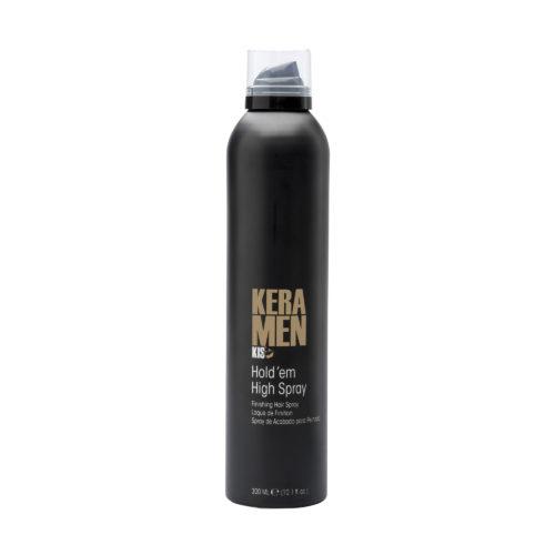 KIS KeraMen Finishing Hair Spray