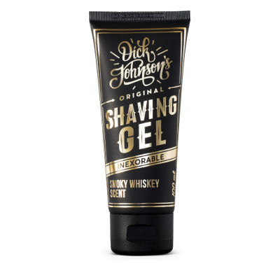 Baardzaken-dick-johnson-Shaving-Gel-Inexorable-smoky